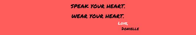 WEAR YOUR HEART (5)